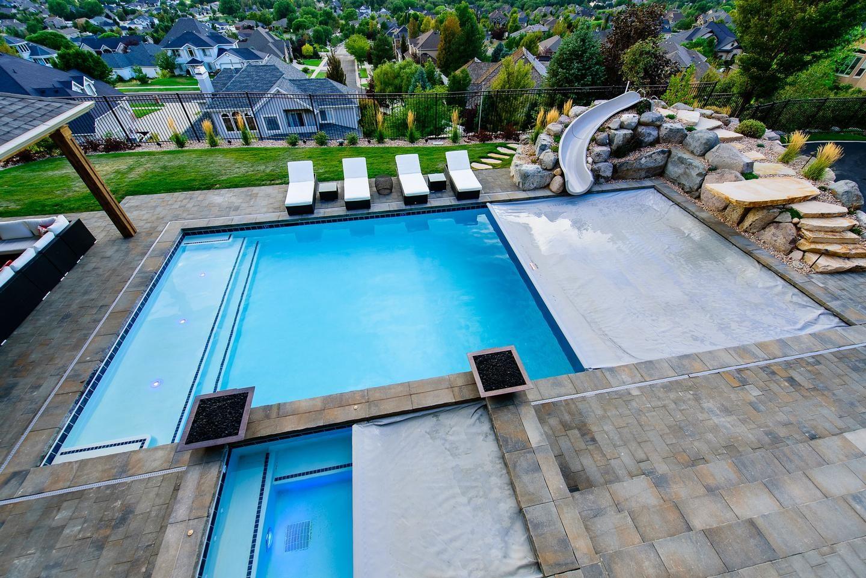 Automatic Pool Cover Gallery Salt Lake City Utah Covers